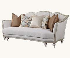 十二橡园 M31系列沙发A椭圆几A小方几A茶凳A组合茶几B
